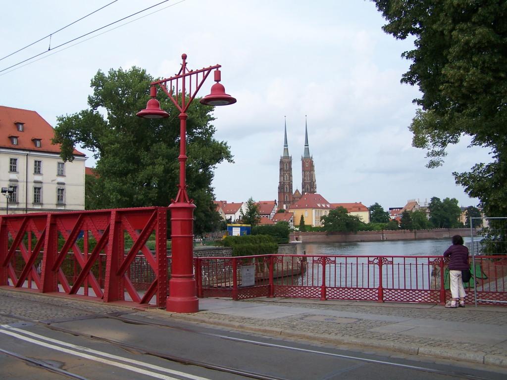 Wroclaw Vratislav Polsko