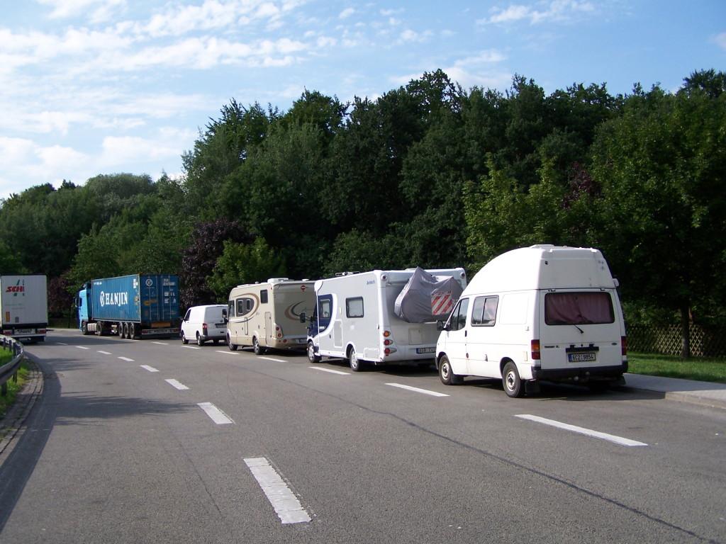 Cesta z Berlína do Rostock