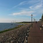 Pláž město Urk