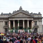 People of tomorrow in Brusel