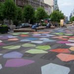 Barvy Brusel