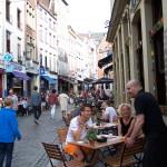 Kavárny v Bruselu