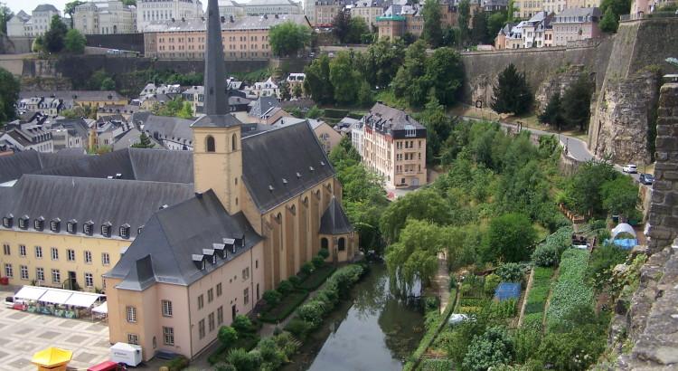Lucembursko - Lucemburk