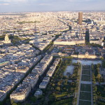 Eifelovka - Paříž