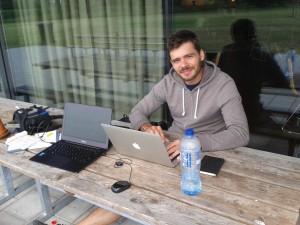 Vojta Svoboda - Digitální nomád - programátor