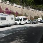 Parkování před Monakem