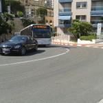 Zatáčka okruhu Formule 1 - Monte Carlo