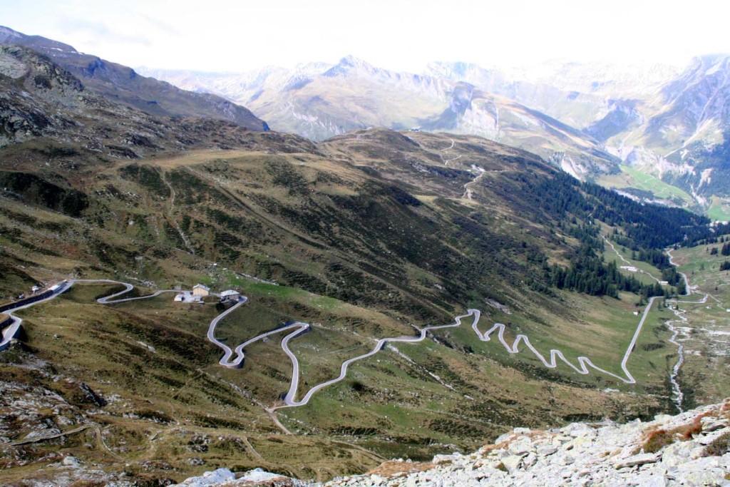 Passo dello Spluga - Itálie