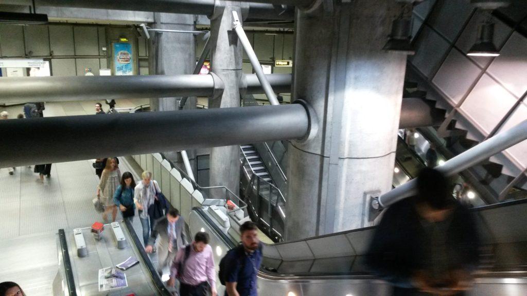 Londýnské metro historické